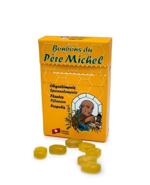 Bonbons du père Michel 60 pcs 135g ByoTop