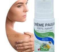 Crème Paulia pour régénérer et cicatriser la peau