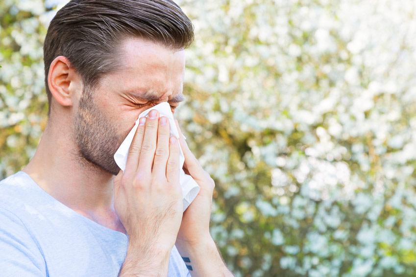 Pour traiter les allergies