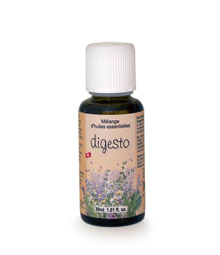 Img Digesto Mélange d'huiles essentielles Problèmes de Digestion