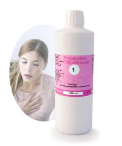 Image Oligoelements 500ml Endoligo Pour réguler les fonctions hormonales