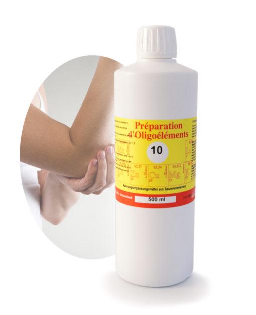 Image Oligoelements 500ml Artriligo Pour les rhumatismes inflammatoires