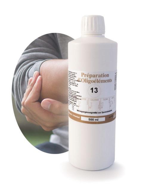 Image Oligoelements 500ml Artroligo Pour traiter l'arthrose