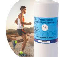 Image Oligoelements 500ml Sportoligo Pour les crampes et courbatures