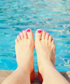 Pédicure: hygiène naturelle de vos pieds