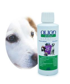Préparation oligoéléments vétérinaires Oligovital5