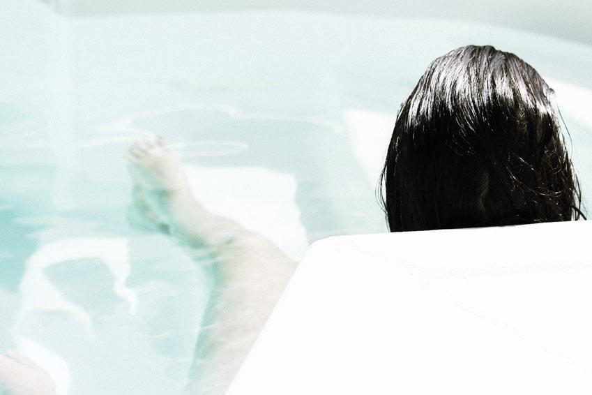 Pour le bain Ligne du Berger