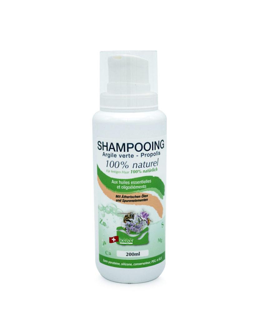 Shampooing Argile Propolis 200ml