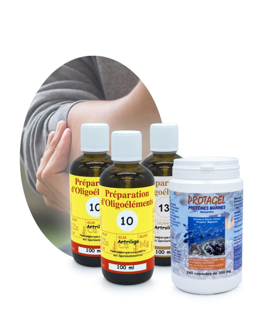 Pack traitement cure de 2 mois Arthrose ByoTop