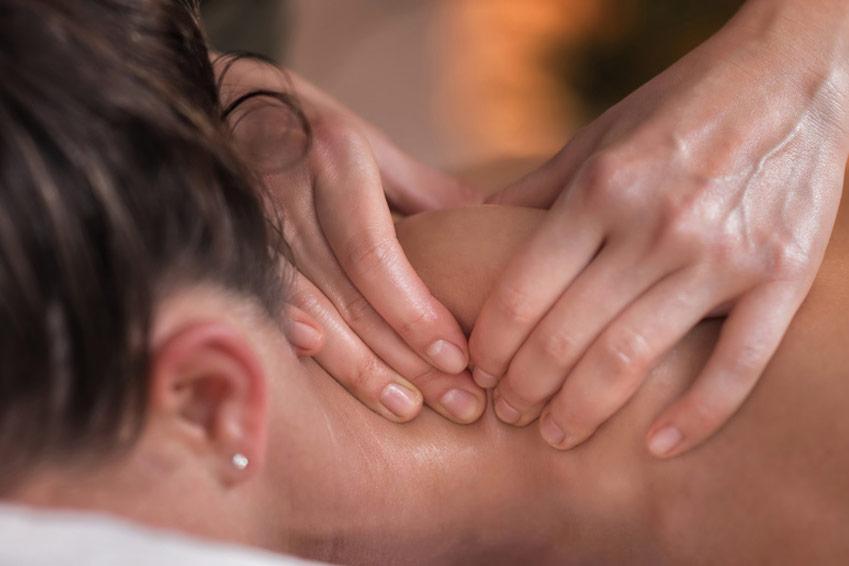 Soulagez l'arthrose avec les massages